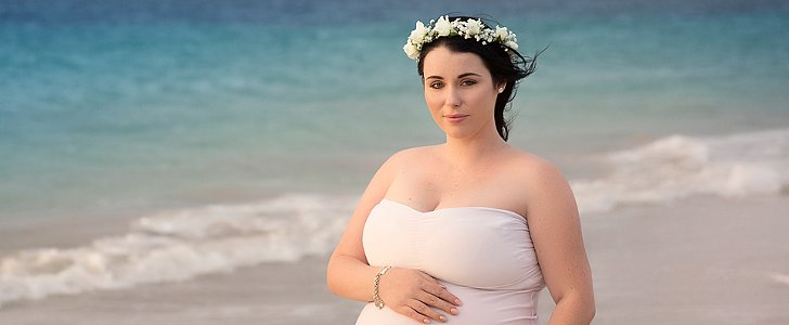 This Stunning Photo Shoot Captures an Expectant Woman With a 1 in 60 Million Pregnancy