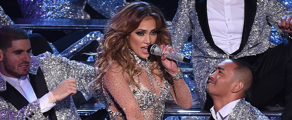 Jennifer Lopez's Latest Performance Was So Sexy, She Managed to Make Las Vegas Blush
