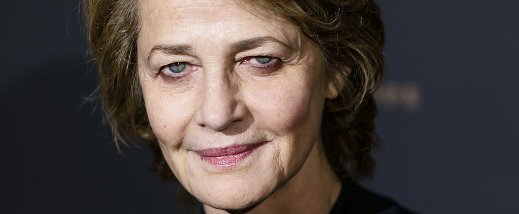 "Oscar-Nominated Actress Charlotte Rampling Thinks the Boycott ""Is Racist Against Whites"""