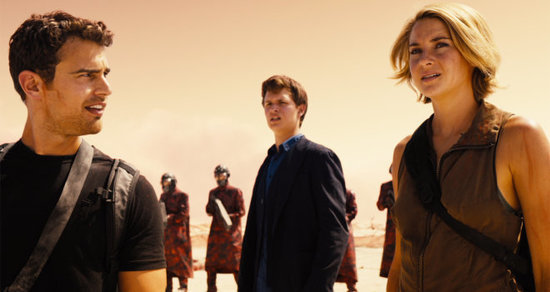 New 'Allegiant' Trailer Takes Tris Beyond the Wall