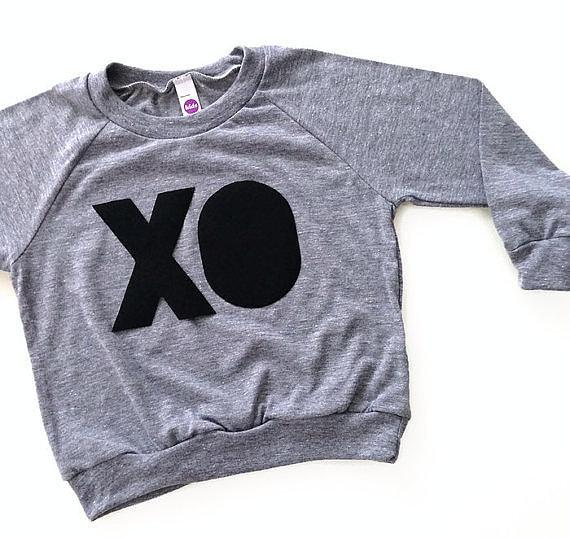 XO Raglan Shirt