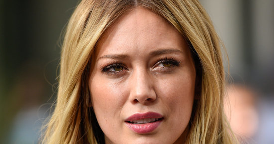 Hilary Duff Critiques Her 'Horrific' Outfits From The Early 2000s