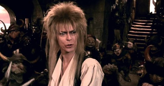 Bowie Classic 'Labyrinth' Gets A Reboot, And We Have Questions
