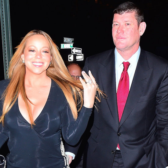 Mariah Carey Engagement Ring Pictures