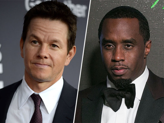 Mark Wahlberg and Diddy Join Eminem and Wiz Khalifa in Donating One Million Bottles of Water to Flint, Michigan