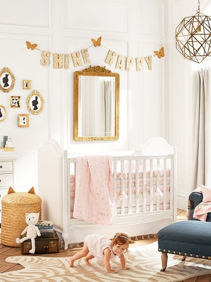 Emily & Meritt Reveal New Nursery Collection for Pottery Barn Kids