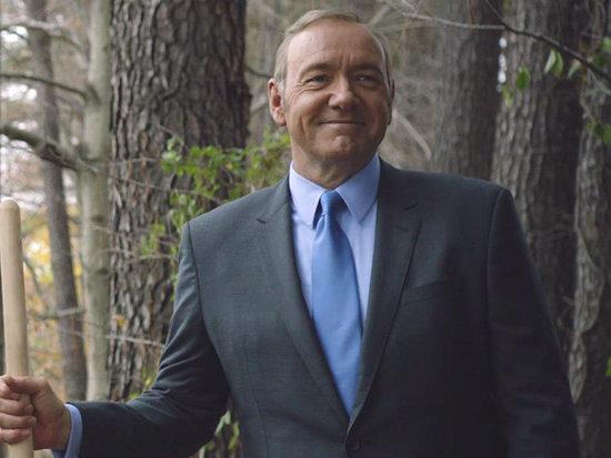 Is Frank Underwood Digging a Grave in Creepy House of Cards Promo?