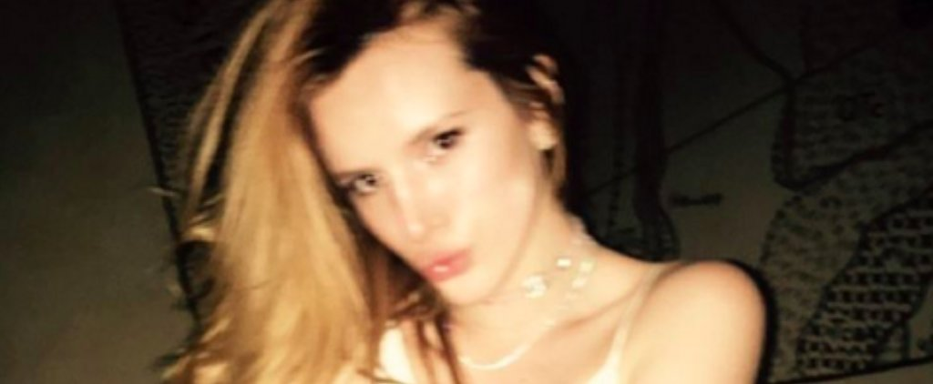 Bella Thorne's Latest Hair Change Makes Her Almost Unrecognizable