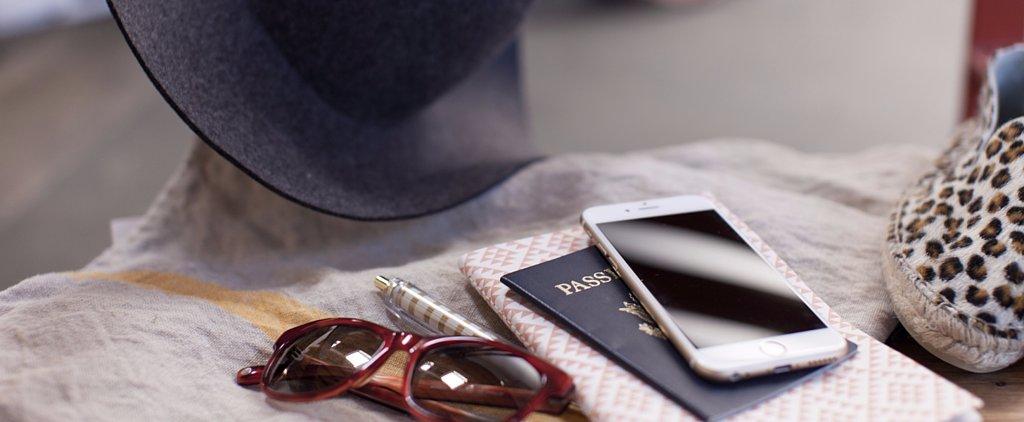 The Travel Essentials All Fashion Girls Swear By