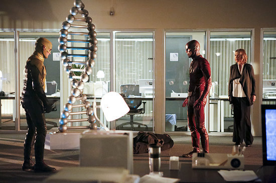 'The Flash' Episode 2.11 Photos: The Reverse Flash Returns