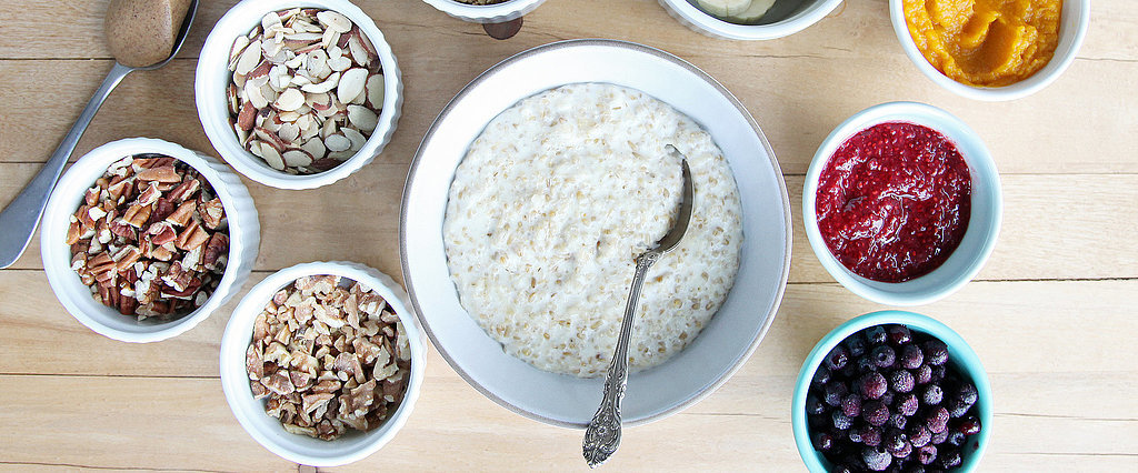 21 Recipes That'll Make You an Oatmeal-Every-Morning Sort of Person