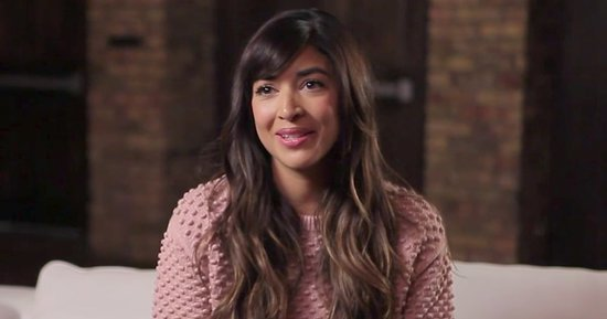 Hannah Simone Talks Her Steamy Shower Scene With Megan Fox on 'New Girl': Watch Now!