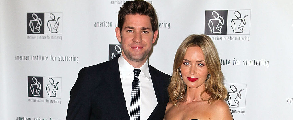 John Krasinski and Emily Blunt Are Expecting Their Second Child!