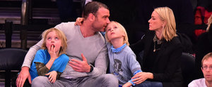 Naomi Watts and Liev Schreiber's Sons Were Not Having This Basketball Game