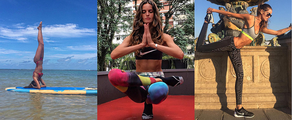 Witness the Fitness: 10 Inspiring Instagram Snaps to Help You Train Harder This Week
