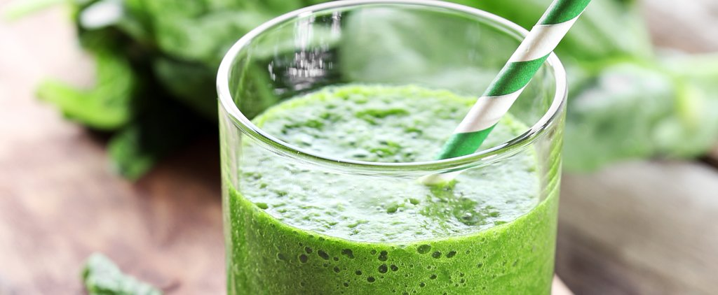 The Green Smoothie Recipe Your Morning's Been Missing