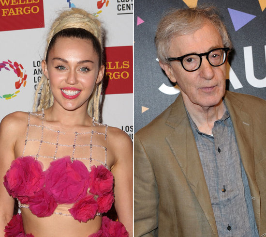 Miley Cyrus to star in new Woody Allen TV series for Amazon