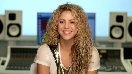 EXCLUSIVE: Shakira Opens Up About Playing a Pop Star Gazelle in Disney's 'Zootopia'