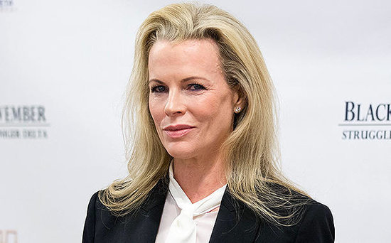 From EW: Kim Basinger Will Play Christian Grey's Ex in Fifty Shades Darker