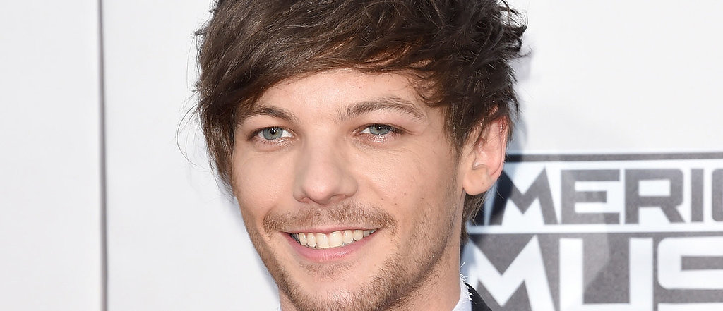 Here's the First Look at Louis' Baby Boy, Freddie!