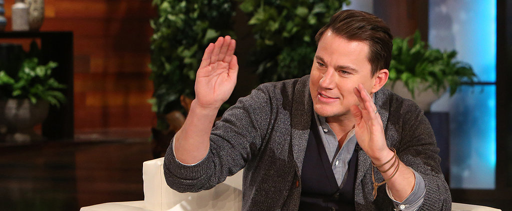 Channing Tatum Details Exactly How He Got Beyoncé to Appear on Lip Sync Battle