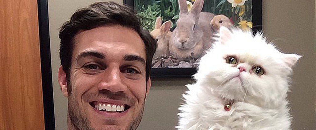 You'll Want to Visit This Hot Veterinarian (Whether or Not You Have a Pet)