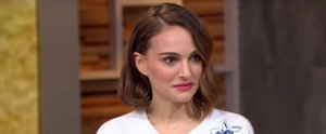 Nope, Natalie Portman Hasn't Seen Star Wars: The Force Awakens