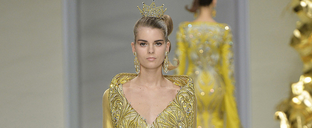 You'll See These Couture Gowns on the Red Carpet — Unless the Disney Princesses Grab Them First