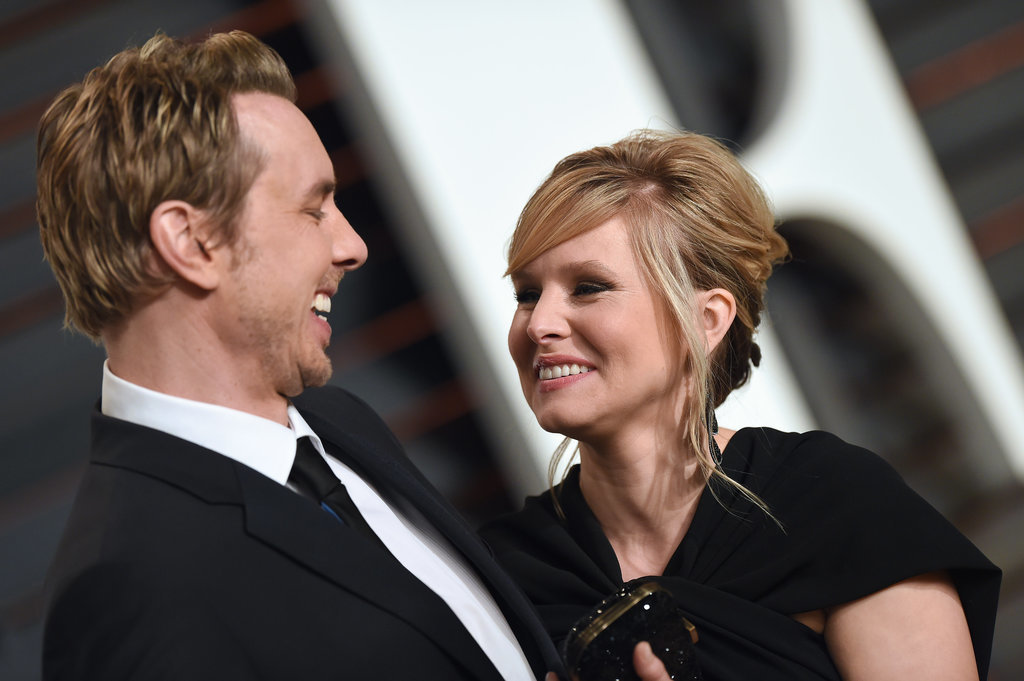 In 2015, the couple only had eyes for each other at the Vanity Fair Oscars afterparty.