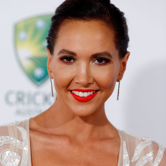 2016 Allan Border Medal Kyly Clarke WAGs Hair and Makeup