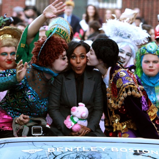 Kerry Washington Named Hasty Pudding Woman of the Year 2016