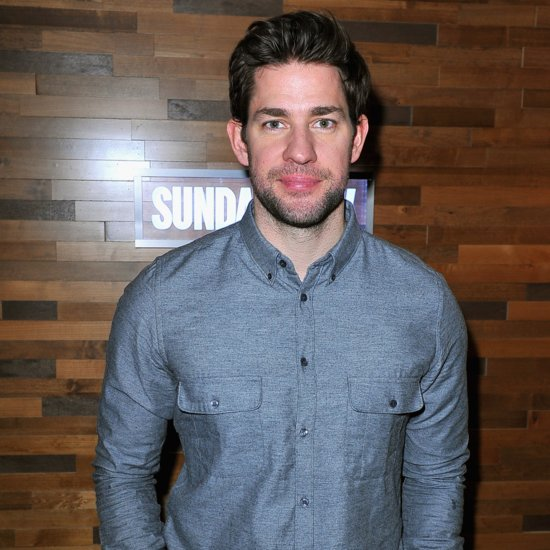 John Krasinski Discusses His New Film, The Hollars, at Sundance
