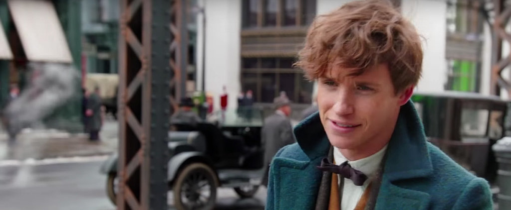 Go Behind the Scenes of Fantastic Beasts and Where to Find Them With This Magical Video
