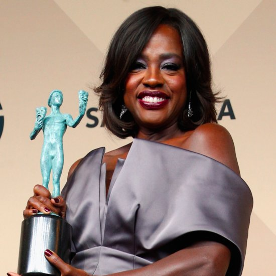 Viola Davis Acceptance Speech at SAG Awards 2016