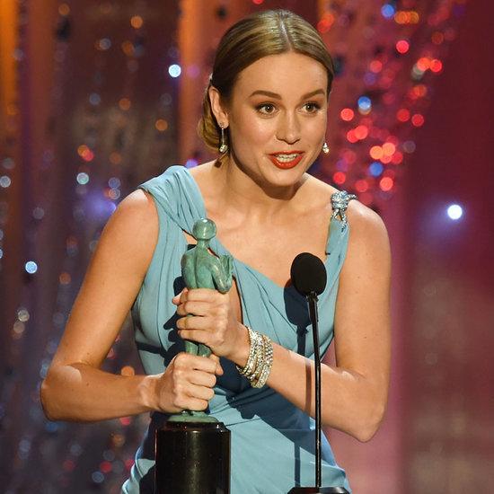 Brie Larson SAG Award Acceptance Speech 2016