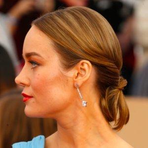 Brie Larson's Hair at the SAG Awards 2016