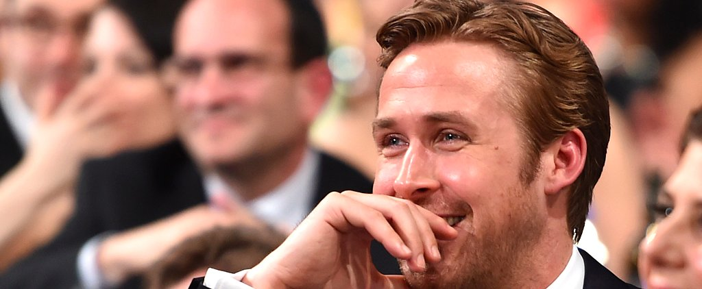 Yes, Ryan Gosling Was at the SAG Awards This Whole Time
