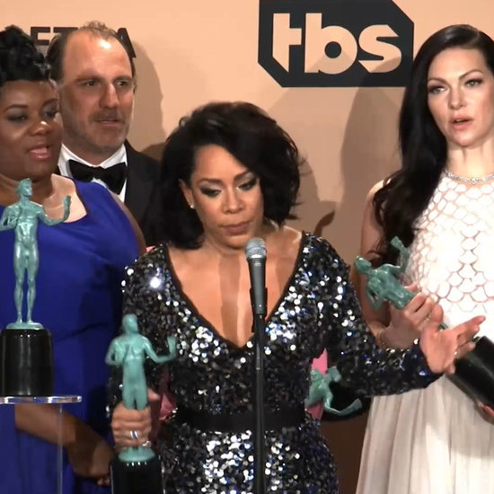The OITNB Cast on Diversity at the SAG Awards 2016