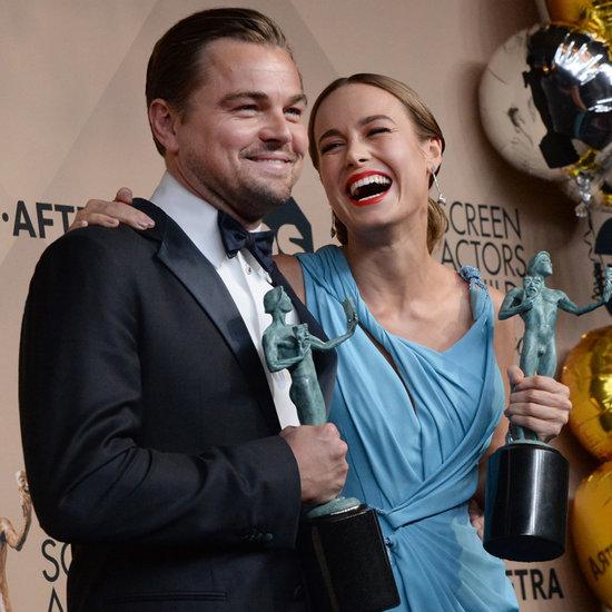 Leonardo DiCaprio at the SAG Awards 2016