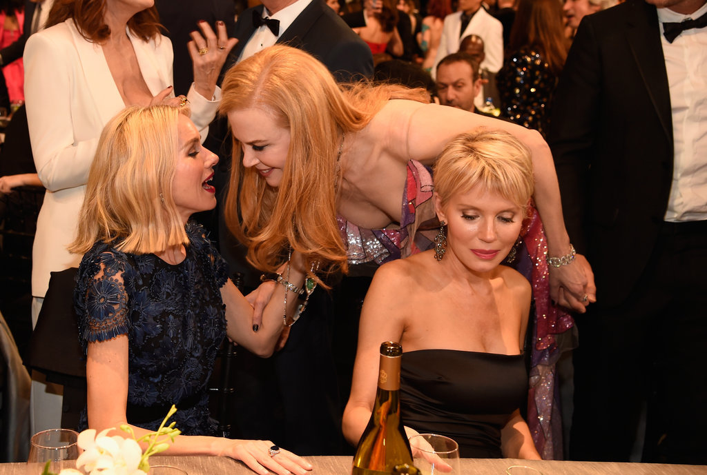 Pictured: Nicole Kidman, Naomi Watts