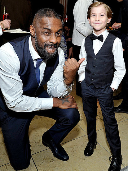 Jacob Tremblay Hits the Dance Floor (Again!) and Has a Twinning Moment with Idris Elba After the SAG Awards