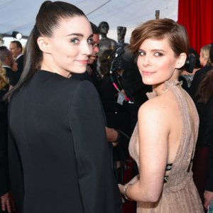 Rooney and Kate Mara at the SAG Awards 2016