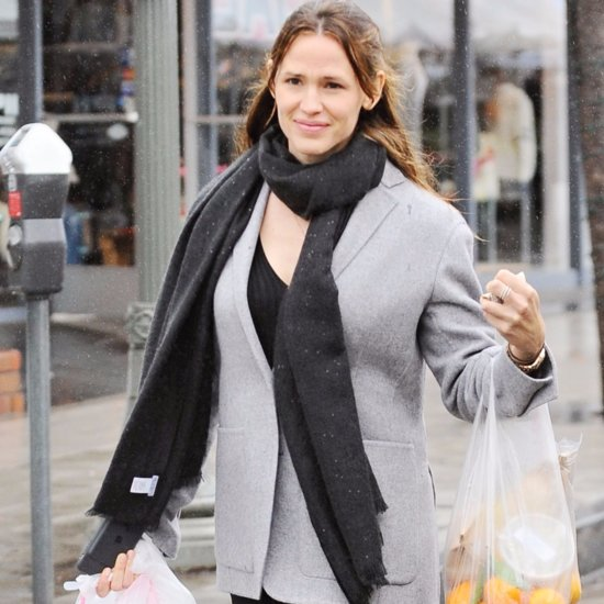 Jennifer Garner at the Farmers Market 2016 Pictures