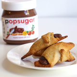 2-Ingredient Nutella Croissants