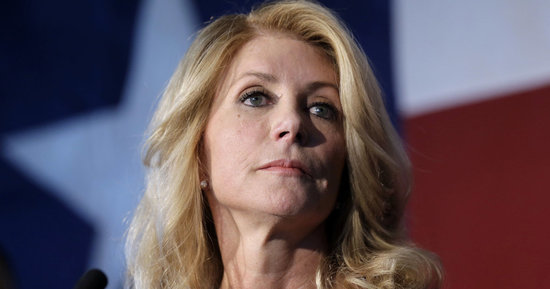 Wendy Davis Opens Up On The Burden Of Running As A Feminist Icon In Texas