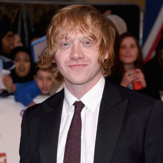 Rupert Grint at Universal Celebration of Harry Potter 2016