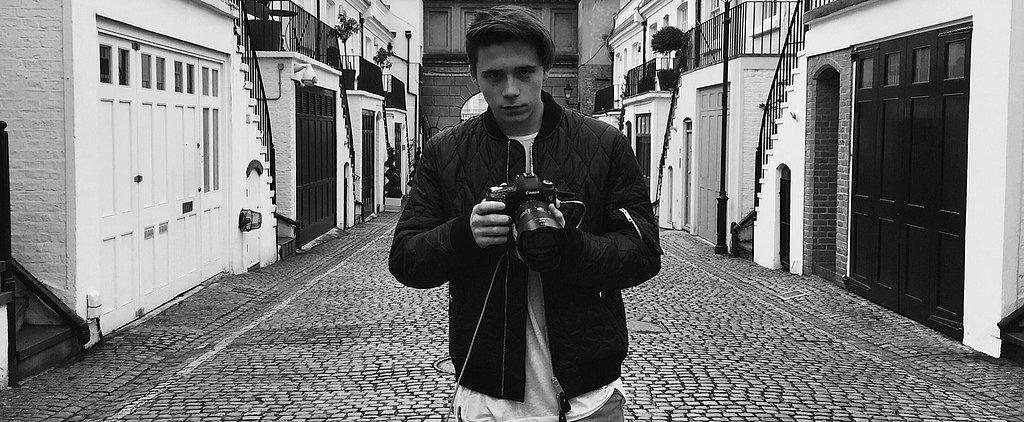Brooklyn Beckham Is Burberry's New Photographer — and Damn, He's Got an Eye For Style