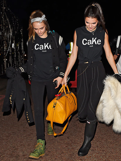 The Scoop on CaKe: Is Kendall Jenner and Cara Delevingne's Clothing Line Happening?