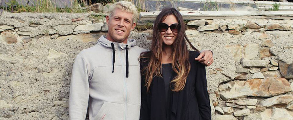 Mick Fanning Confirms Split From Wife in Touching Facebook Post
