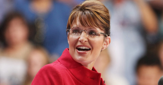 The One Thing That Hasn't Changed About Sarah Palin's Style Over The Years